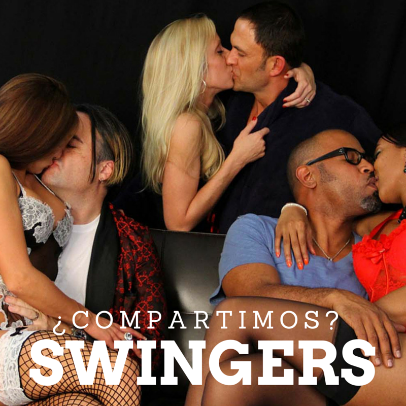¿Compartimos? Swingers