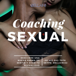Coaching Sexual - 4 Sesiones de 60 Minutos