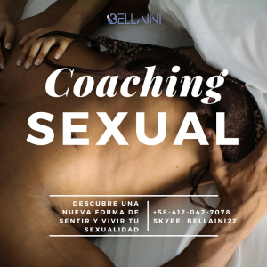 Coaching Sexual - 3 Sesiones de 60 Minutos